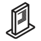 icones sinalização interna externa